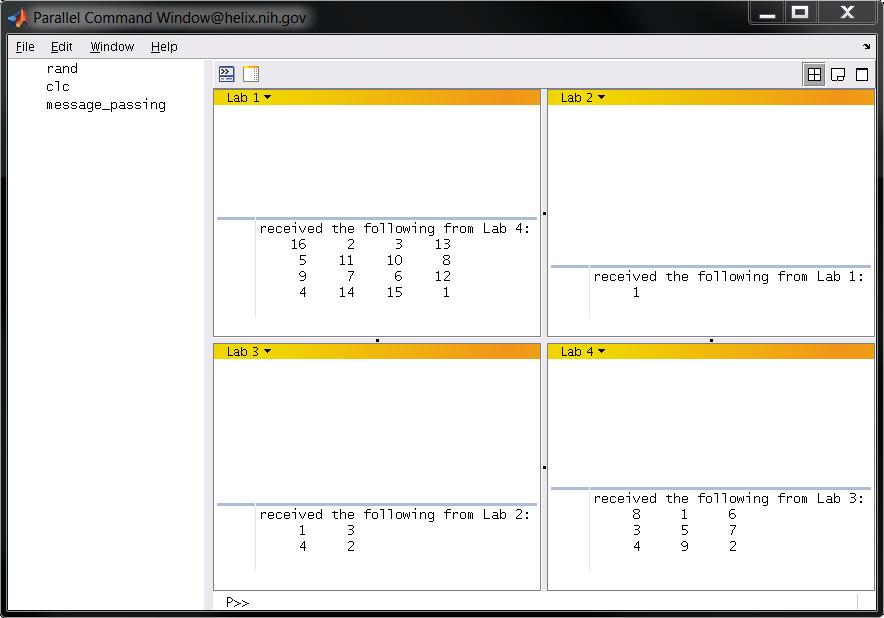 MATLAB Parallel Computing Toolbox